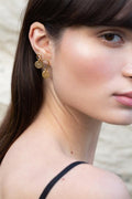 Odd Disc Studs | Sustainable Jewellery & Accessories | ECO.MONO