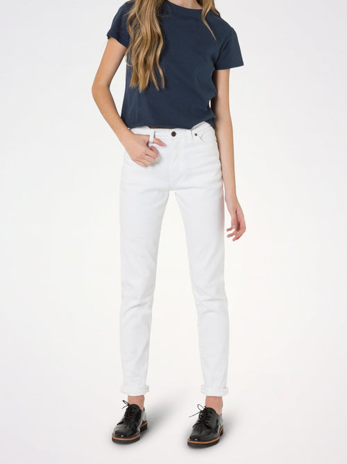 Lucy High-Rise Relaxed-Skinny | Outland Denim | Premium Ethical Jeans