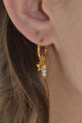 Star Hoops - Small