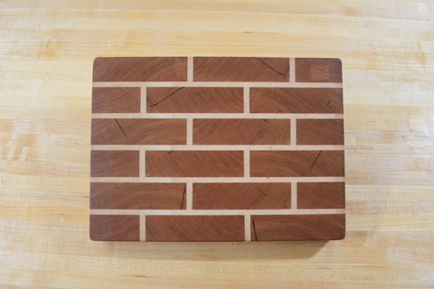Big bricks End grain - Halsey Hardwood
