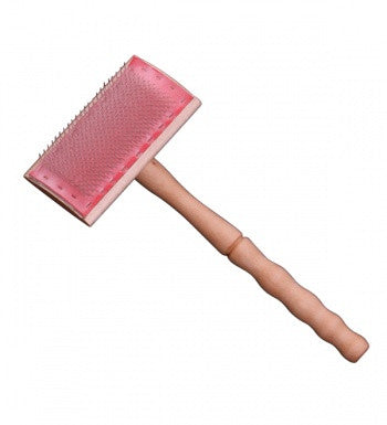 Brosse à laine Flick carder - All About Focus