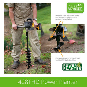 Power Planter 428THD