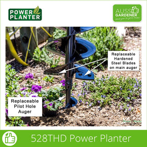 Power Planter 528THD - With replaceable parts for Professionals