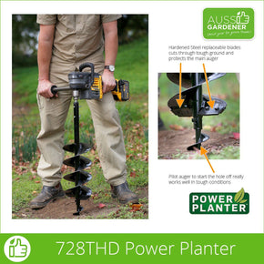 Power Planter 728THD