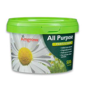 AMGROW ALL PURPOSE - Granular Fertiliser 500g