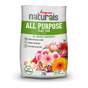 Amgrow Naturals All Purpose Fertiliser 2.5Kg