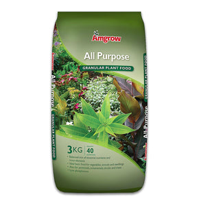 All Purpose Plant Food Amgrow LP 3Kg