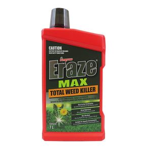 Eraze Max Total Weed Killer 1L