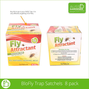 FLY TRAP ATTRACTANT (PACK OF 8)