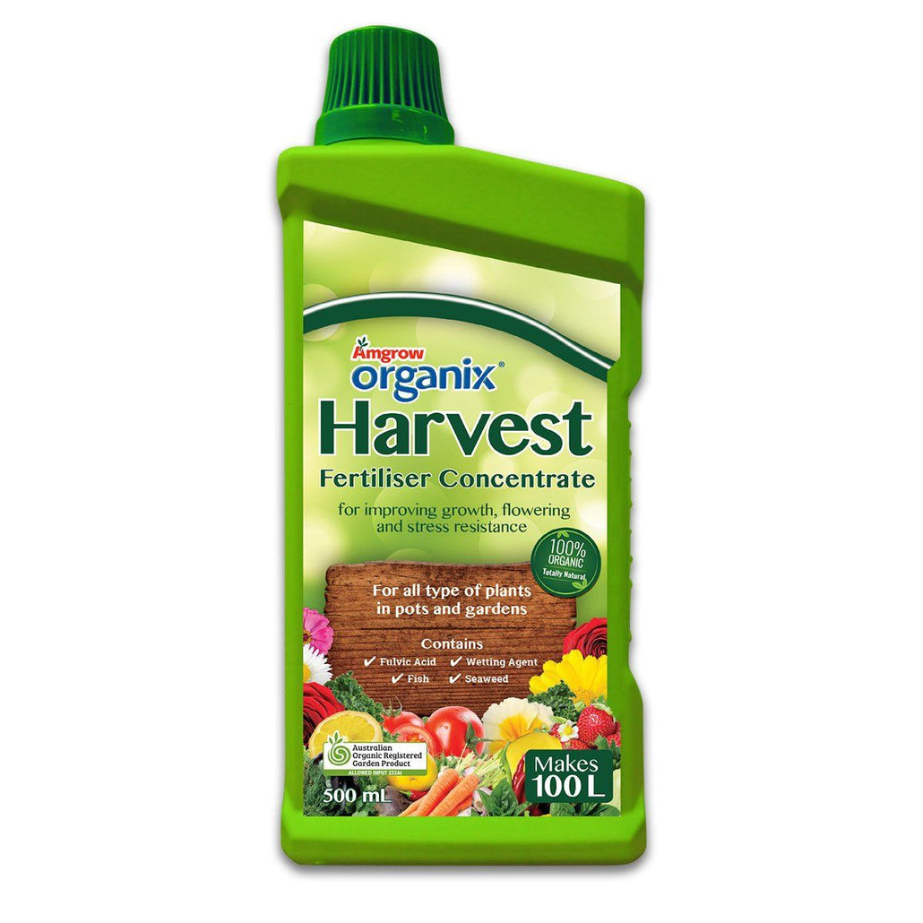 HARVEST ORGANIX 500ml