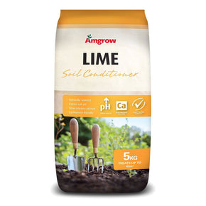 Lime Soil Conditioner 5KG - 10KG