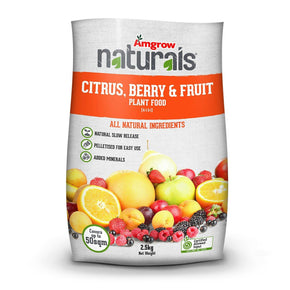 Amgrow Naturals Citrus Fruit & Berries Fertiliser 2.5Kg
