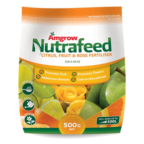 Nutrafeed Citrus Fruit & Rose Liquid Fertiliser 500g