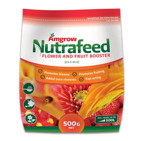 Nutrafeed Fruit & Flower Booster-Bulb Liquid Fertiliser -