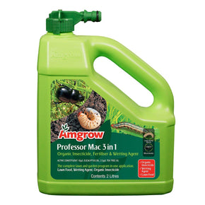 Amgrow Professor Mac 3 IN 1 Organic Hose-On 2L