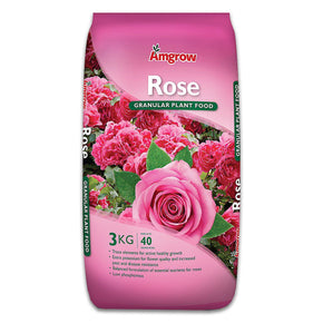 ROSE PLANT FOOD AMGROW LP 3Kg