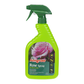 Rose Spray (Premixed) 750ml