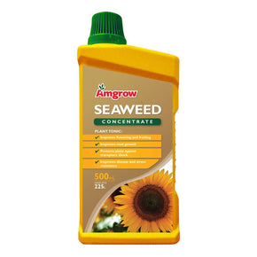SEAWEED AMGROW CONCENTRATE 500mL-2.5L