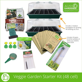 Veggie Garden Starter Kit (48cell)