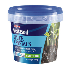 Amgrow Wettasoil Water Crystals 500g