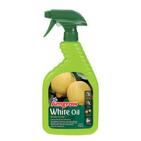 White Oil (premixed) Amgrow  750ml