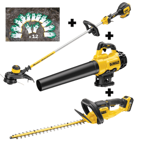 Dewalt Gardeners Easy Maintenance Pack
