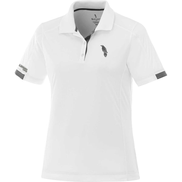 LonsumCRO Women's Golf Shirt  in White