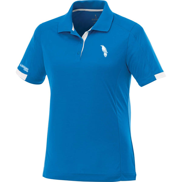 LonsumCRO Women's Golf Shirt  in Olympic BLUE
