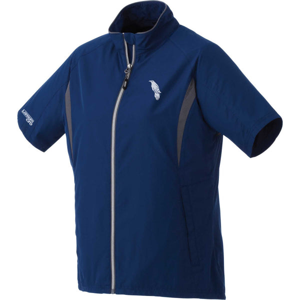 LonsumCRO Women's Full Zipper WindShirts in ROYAL BLUE