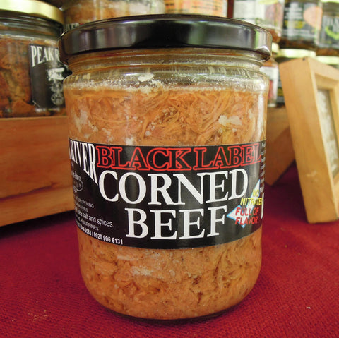 No-nitrate Corned Beef, 16 oz.
