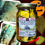"Sardines ""Tawilis"" in Olive Oil, 8 oz."