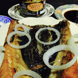 "Bangus Belly ""Bistek"" Style in Olive Oil, 10 oz."
