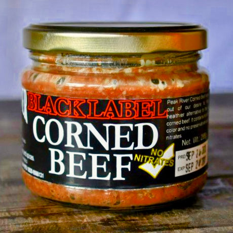 No - Nitrate Corned Beef, 10 oz.