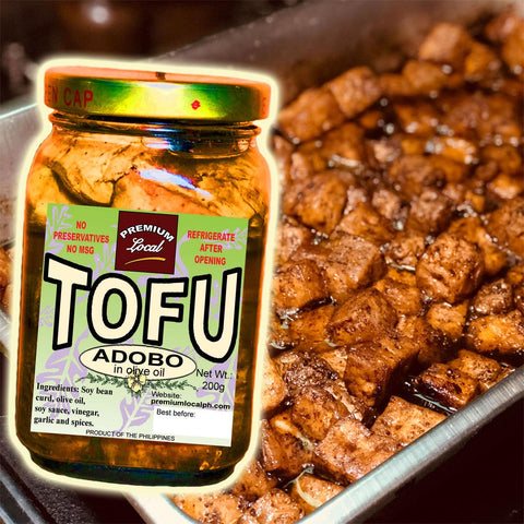 Tofu Adobo, 8 oz.
