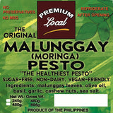 Malunggay Pesto 8oz.