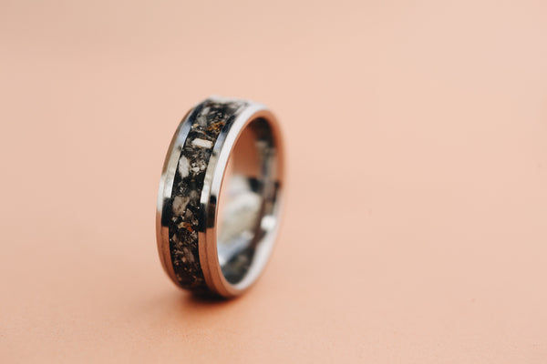 Men's Keepsake Channel Ring