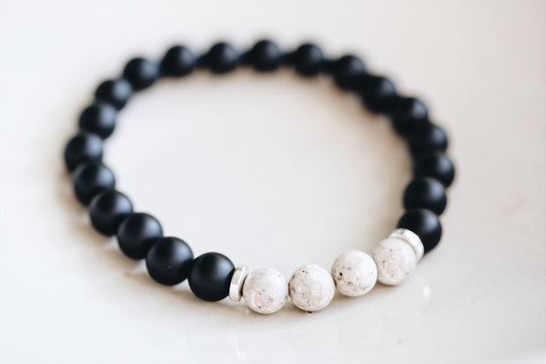 Keepsake bead bracelet