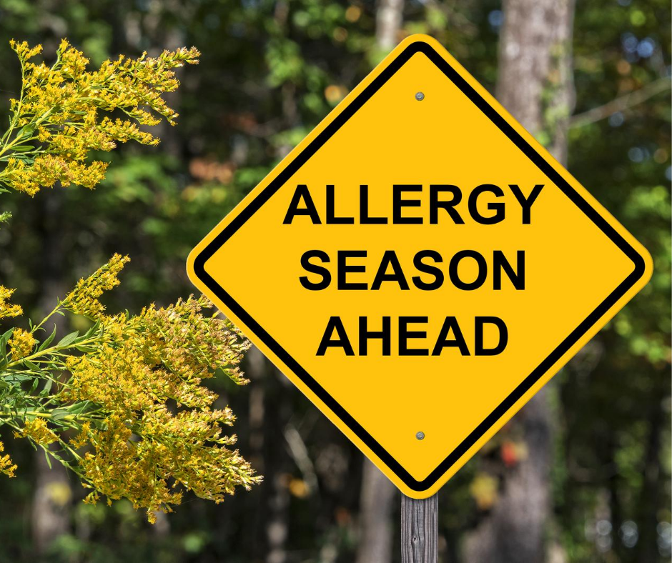 Fall Allergies or COVID-19: How to Tell the Difference?