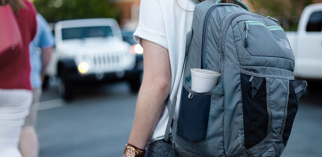 Wynd Plus in Backpack Image