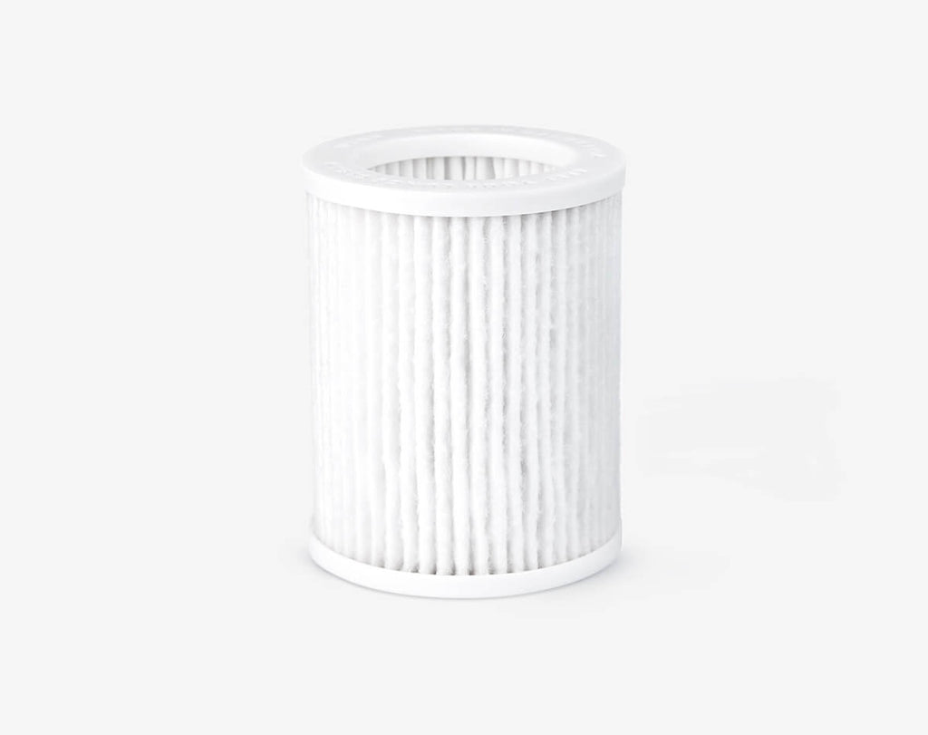 Medical grade filter with anti-microbial silver