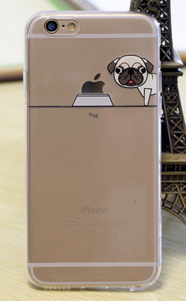 Pug iPhone Case - pretty pug pics