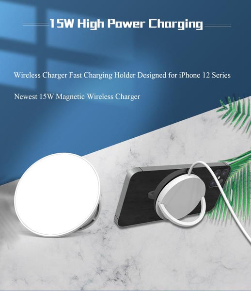 Magnet Wireless Charger Stand