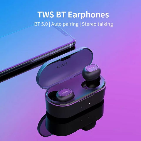 QS2 TWS Bluetooth Earbuds