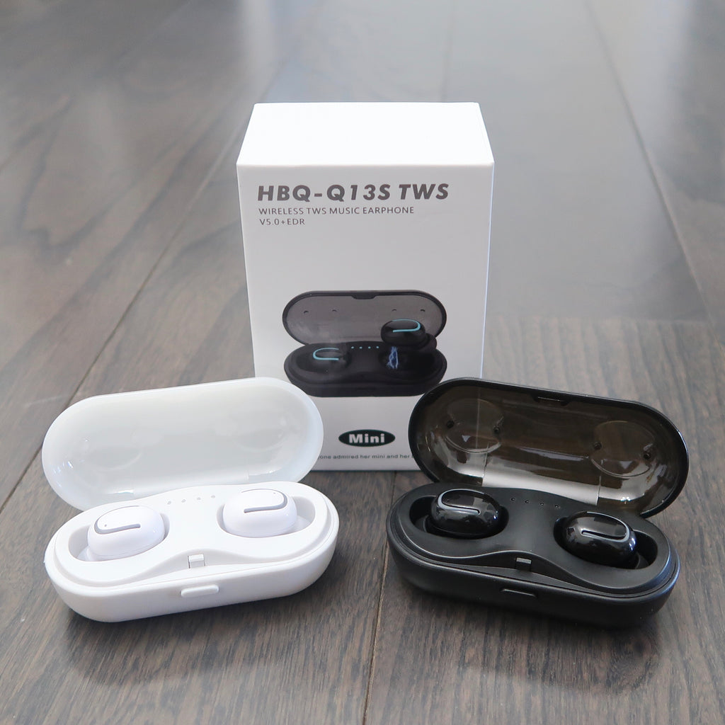 True Dual Wireless Earbuds - Q13S TWS
