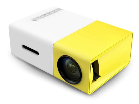 World Mini Projector