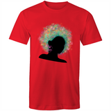 Afro Female T-Shirt