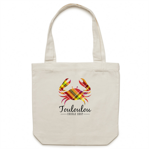 Touloulou Canvas Tote Bag