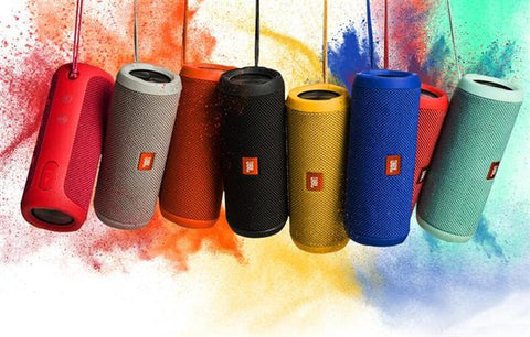 jbl flip 3. allows you to listen music and make calls, is portable without compromising the sound quality, while looking sleek yet rugged then jbl flip 3 jbl