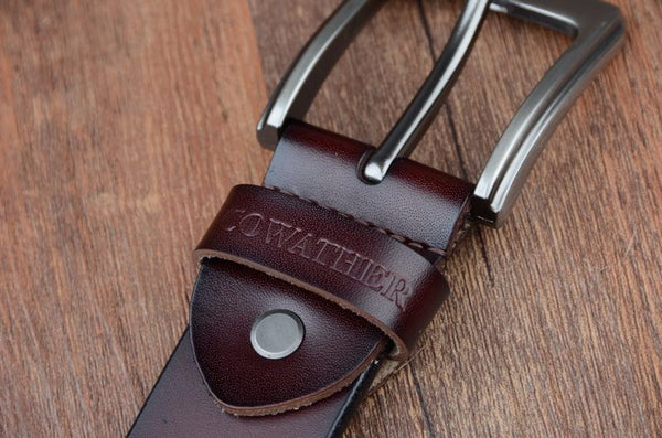 COWATHER® Genuine Leather Belt