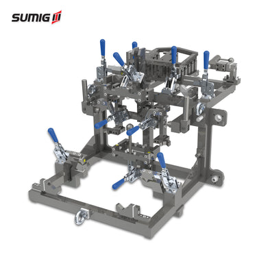 Robotic Fixtures / Tooling - Sumig USA Corporation